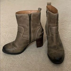Sperry Leather Boots